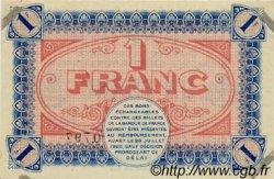 1 Franc FRANCE régionalisme et divers Châlon-Sur-Saône, Autun et Louhans 1917 JP.042.14 TTB à SUP