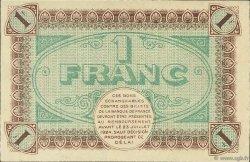 1 Franc FRANCE régionalisme et divers Châlon-Sur-Saône, Autun et Louhans 1919 JP.042.22 SPL à NEUF