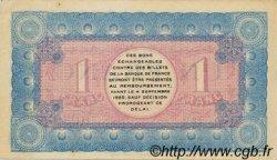 1 Franc FRANCE régionalisme et divers CHAMBÉRY 1915 JP.044.01 TTB à SUP