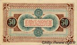 50 Centimes FRANCE régionalisme et divers CHAMBÉRY 1920 JP.044.12 TTB à SUP