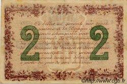 2 Francs FRANCE régionalisme et divers CHATEAUROUX 1915 JP.046.04 TTB à SUP
