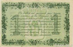 1 Franc FRANCE régionalisme et divers CHATEAUROUX 1915 JP.046.06