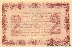 1 Franc FRANCE régionalisme et divers CHATEAUROUX 1915 JP.046.07 SPL à NEUF