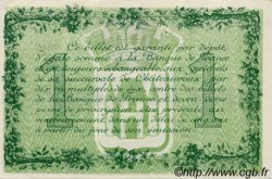 1 Franc FRANCE régionalisme et divers Chateauroux 1915 JP.046.12 TTB à SUP