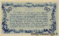 50 Centimes FRANCE régionalisme et divers Chateauroux 1916 JP.046.14 SPL à NEUF