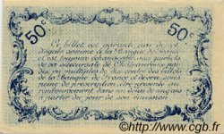 50 Centimes FRANCE régionalisme et divers Chateauroux 1916 JP.046.16 SPL à NEUF