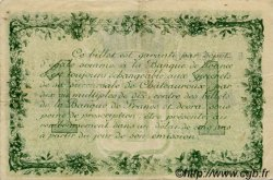 1 Franc FRANCE régionalisme et divers Chateauroux 1916 JP.046.17 TTB à SUP