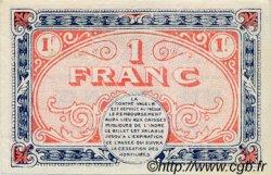 1 Franc FRANCE régionalisme et divers CHATEAUROUX 1918 JP.046.19 SPL à NEUF