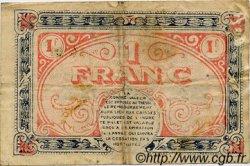 1 Franc FRANCE régionalisme et divers Chateauroux 1918 JP.046.19 TB