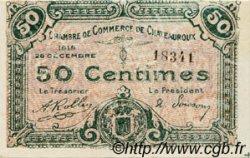 50 Centimes FRANCE régionalisme et divers Chateauroux 1919 JP.046.20 SPL à NEUF