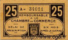 25 Centimes FRANCE régionalisme et divers CHATEAUROUX 1918 JP.046.33 SPL à NEUF