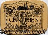 10 Centimes FRANCE régionalisme et divers Cholet 1918 JP.047.01 SPL à NEUF