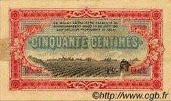 50 Centimes FRANCE régionalisme et divers Cognac 1916 JP.049.01 TTB à SUP