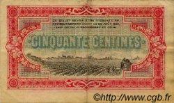 50 Centimes FRANCE régionalisme et divers COGNAC 1916 JP.049.01 TB