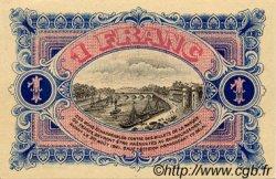 1 Franc FRANCE régionalisme et divers Cognac 1916 JP.049.03 SPL à NEUF