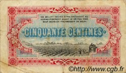 50 Centimes FRANCE régionalisme et divers COGNAC 1917 JP.049.05 TB