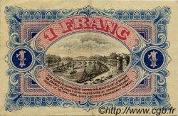 1 Franc FRANCE régionalisme et divers Cognac 1917 JP.049.07 TTB à SUP