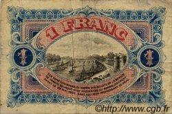 1 Franc FRANCE régionalisme et divers Cognac 1917 JP.049.07 TB