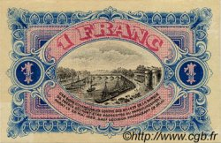 1 Franc FRANCE régionalisme et divers COGNAC 1917 JP.049.08 TTB à SUP