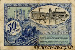 50 Centimes FRANCE régionalisme et divers CORBEIL 1920 JP.050.01 TB