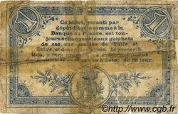 1 Franc FRANCE régionalisme et divers Corrèze 1915 JP.051.06 TB