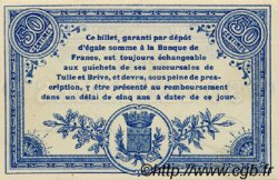 50 Centimes FRANCE régionalisme et divers CORRÈZE 1915 JP.051.08 SPL à NEUF