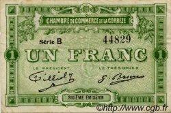 1 Franc FRANCE régionalisme et divers Corrèze 1915 JP.051.16 TTB à SUP