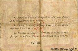 2 Francs FRANCE régionalisme et divers Dieppe 1918 JP.052.07 TB