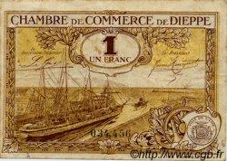 1 Franc FRANCE régionalisme et divers Dieppe 1920 JP.052.16 TB