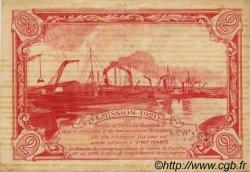 2 Francs FRANCE régionalisme et divers Dieppe 1920 JP.052.26 TTB à SUP