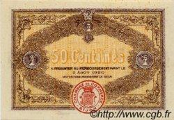 50 Centimes FRANCE régionalisme et divers DIJON 1915 JP.053.02 SPL à NEUF