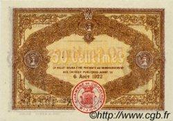 50 Centimes FRANCE régionalisme et divers Dijon 1917 JP.053.10 SPL à NEUF