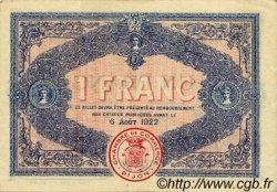 1 Franc FRANCE régionalisme et divers Dijon 1917 JP.053.14 SPL à NEUF