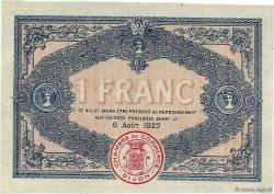 1 Franc FRANCE régionalisme et divers DIJON 1917 JP.053.16 SPL à NEUF
