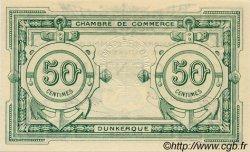 50 Centimes FRANCE régionalisme et divers DUNKERQUE 1918 JP.054.01 SPL à NEUF