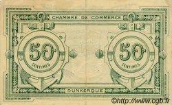 50 Centimes FRANCE régionalisme et divers DUNKERQUE 1918 JP.054.01 TB
