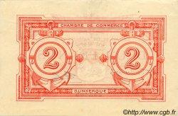 2 Francs FRANCE régionalisme et divers DUNKERQUE 1918 JP.054.09 TTB à SUP