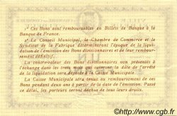 1 Franc FRANCE régionalisme et divers ELBEUF 1918 JP.055.02 TTB à SUP