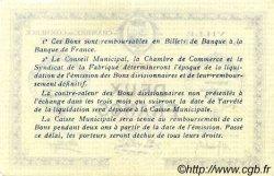 2 Francs FRANCE régionalisme et divers ELBEUF 1918 JP.055.03 TTB à SUP