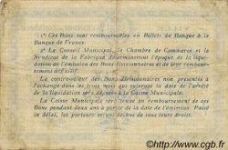 2 Francs FRANCE régionalisme et divers ELBEUF 1918 JP.055.03 TB