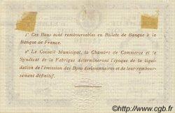 1 Franc FRANCE régionalisme et divers Elbeuf 1917 JP.055.11 TTB à SUP