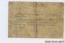 2 Francs FRANCE régionalisme et divers ELBEUF 1917 JP.055.13 TB