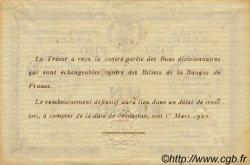 1 Franc FRANCE régionalisme et divers ELBEUF 1920 JP.055.17 TTB à SUP