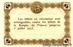 1 Franc FRANCE régionalisme et divers ÉPINAL 1920 JP.056.05 SPL à NEUF