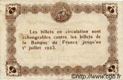 1 Franc FRANCE régionalisme et divers ÉPINAL 1920 JP.056.05 TTB à SUP