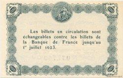 50 Centimes FRANCE régionalisme et divers Épinal 1920 JP.056.08 SPL à NEUF