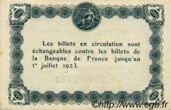 50 Centimes FRANCE régionalisme et divers ÉPINAL 1920 JP.056.09 TTB à SUP