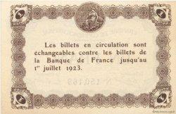 1 Franc FRANCE régionalisme et divers Épinal 1920 JP.056.10 SPL à NEUF