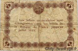 1 Franc FRANCE régionalisme et divers ÉPINAL 1921 JP.056.14 TB