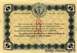 1 Franc FRANCE régionalisme et divers ÉVREUX 1915 JP.057.05 TTB à SUP